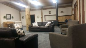 A Main Lodge conference room update